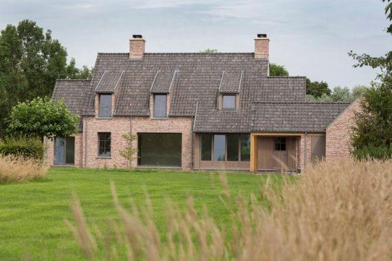 Home gebroeders jonckheere for Landelijk bouwen architect